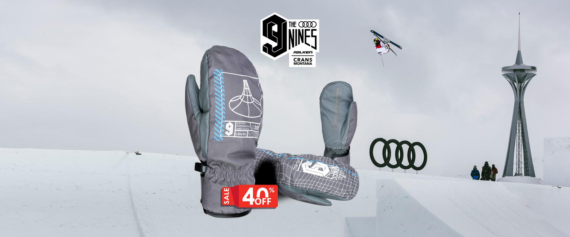 Promo Special Edition Mitt of the Audi Nine